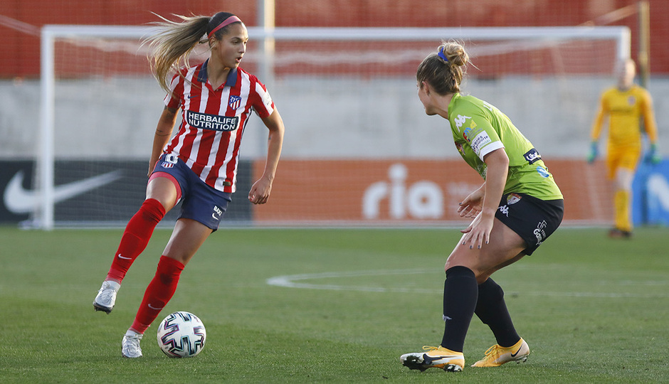 Temp. 20-21 | Atleti Femenino-Santa Teresa | Deyna