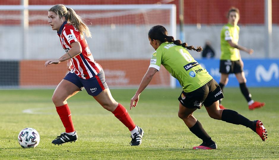 Temp. 20-21 | Atleti Femenino-Santa Teresa | Claudia I.