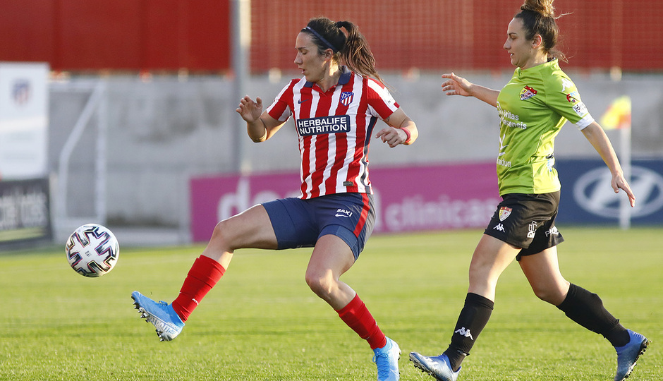 Temp. 20-21 | Atleti Femenino-Santa Teresa | Meseguer