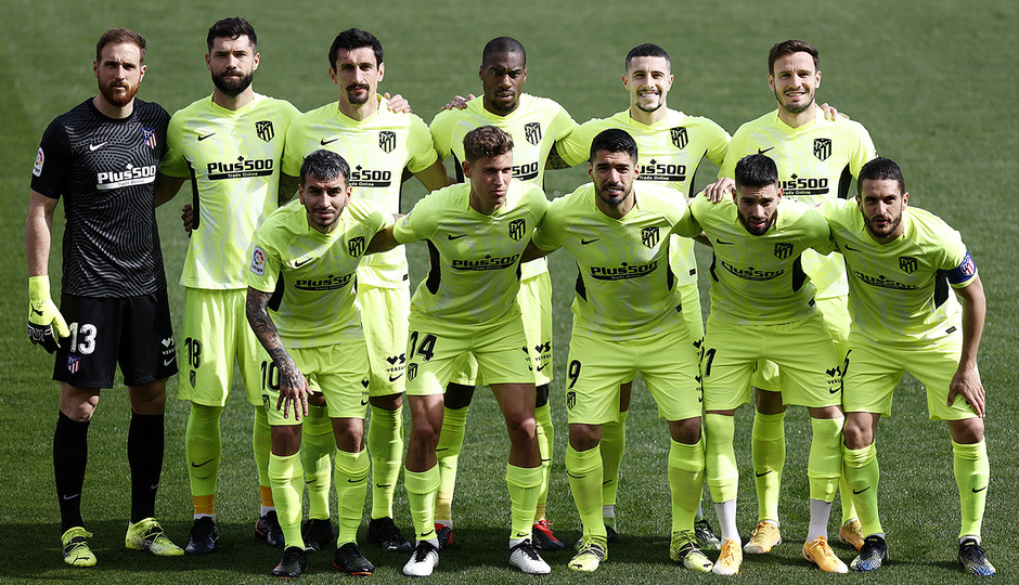 Temp. 20-21 | Granada - Atleti | Once