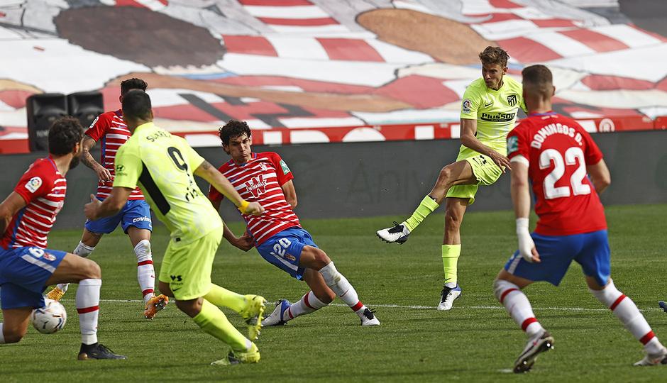 Temp. 20-21 | Granada - Atleti | Gol Llorente