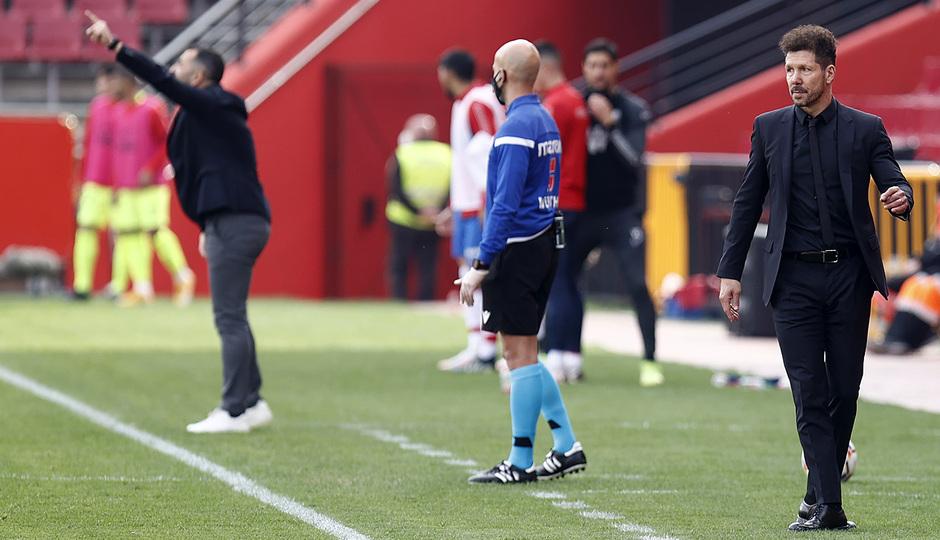 Temp. 20-21   Granada - Atleti   Simeone