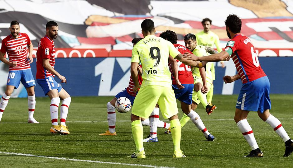 Temp. 20-21 | Granada - Atleti | Gol de Correa