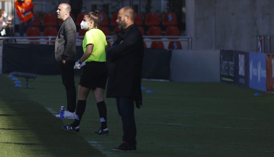 Temp. 20-21 | Atlético de Madrid Femenino - Valencia | Sánchez Vera
