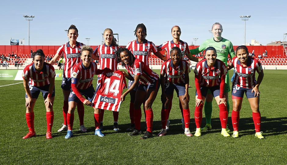 Temp. 20-21 | Atlético de Madrid Femenino - Valencia | Once
