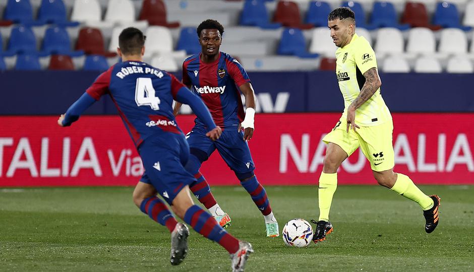 Temp. 20-21 | Levante - Atleti | Correa