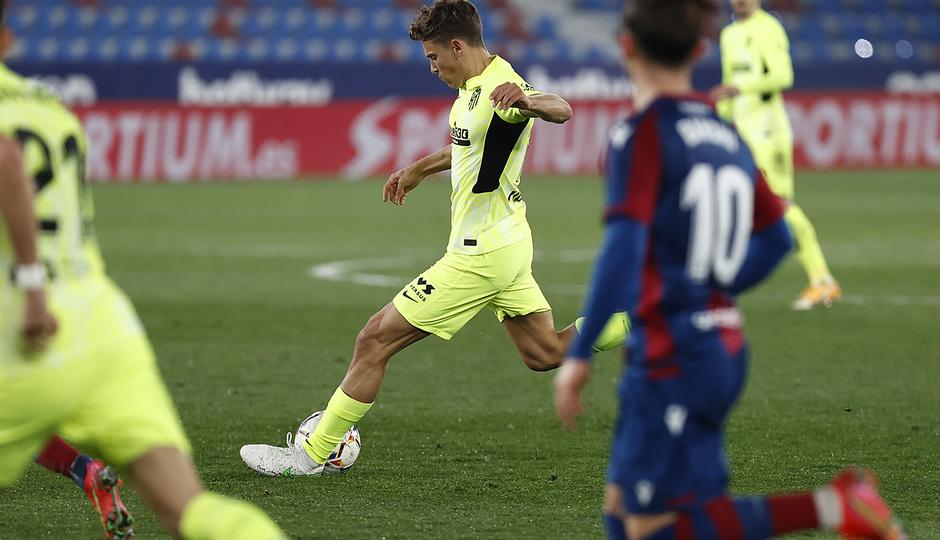 Temp. 20-21 | Levante - Atleti | Llorente gol