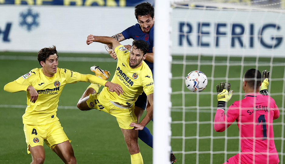 Temp. 20-21 | Villarreal - Atleti | Gol