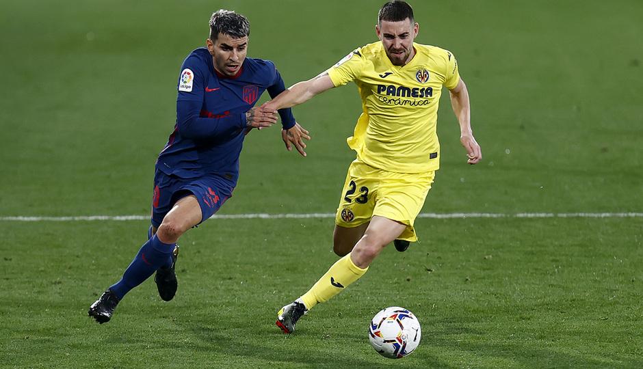 Temp. 20-21 | Villarreal - Atleti | Correa