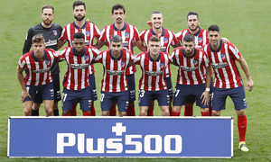 Temp. 2020/21   Atleti - Real Madrid   Once