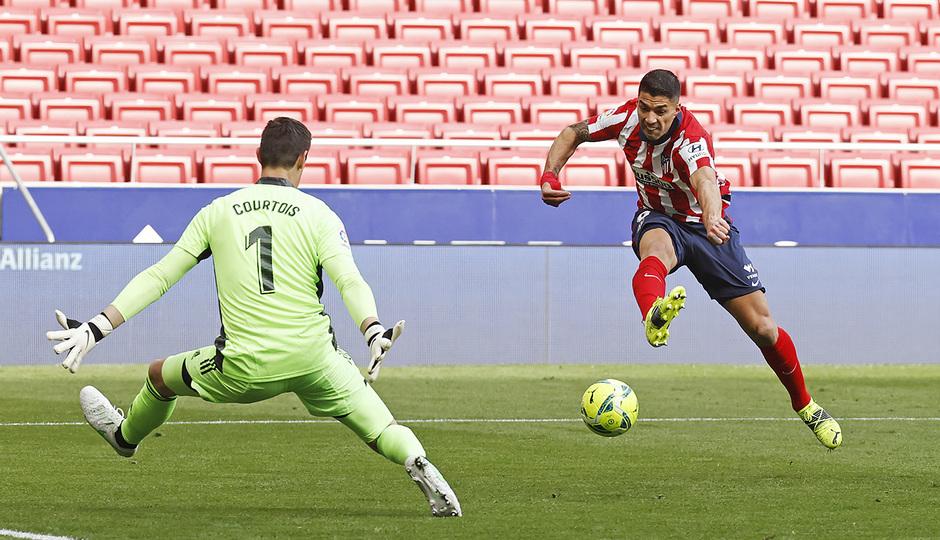 Temp. 2020/21 | Atleti - Real Madrid | Suárez