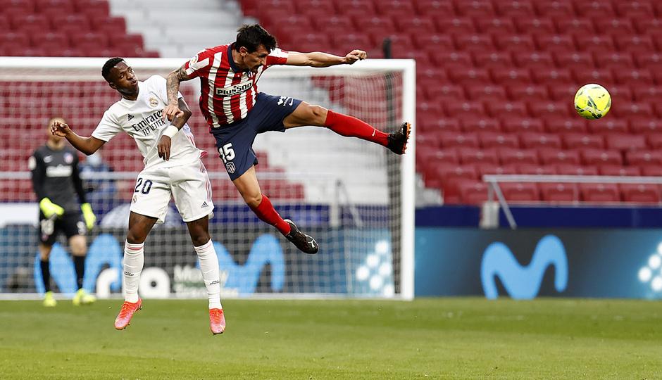 Temp. 2020/21 | Atleti - Real Madrid | Savic