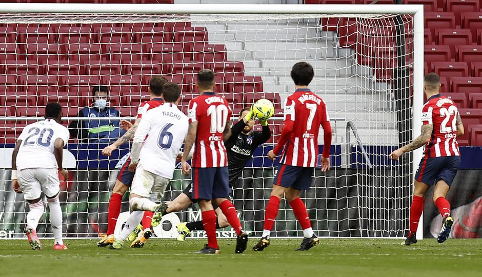 Temp. 2020/21 | Atleti - Real Madrid | Oblak
