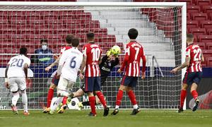 Temp. 2020/21   Atleti - Real Madrid   Oblak
