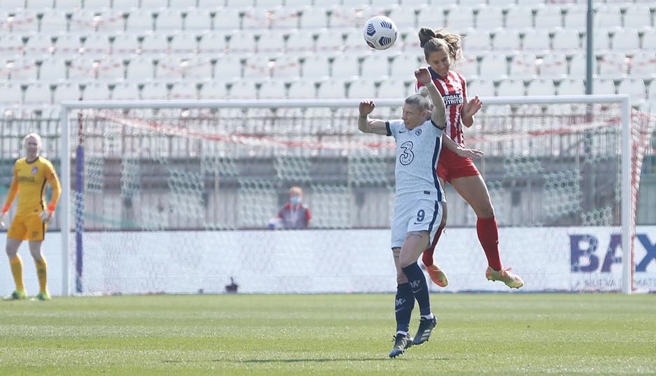 Temp. 2020/21 | Atleti Femenino-Chelsea | Strom
