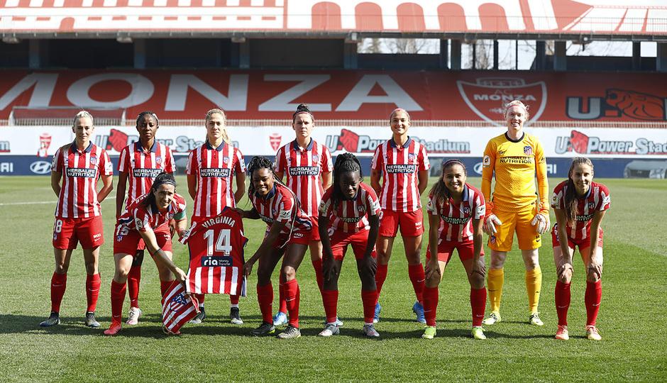 Temp. 2020/21 | Atleti Femenino-Chelsea | Once