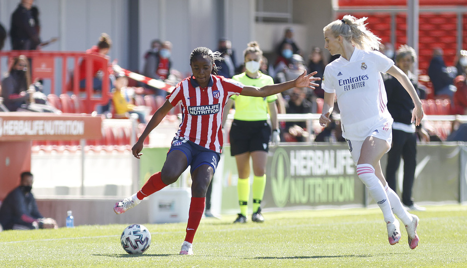 Temp. 2020/21 | Atleti Femenino-Real Madrid | Ajara