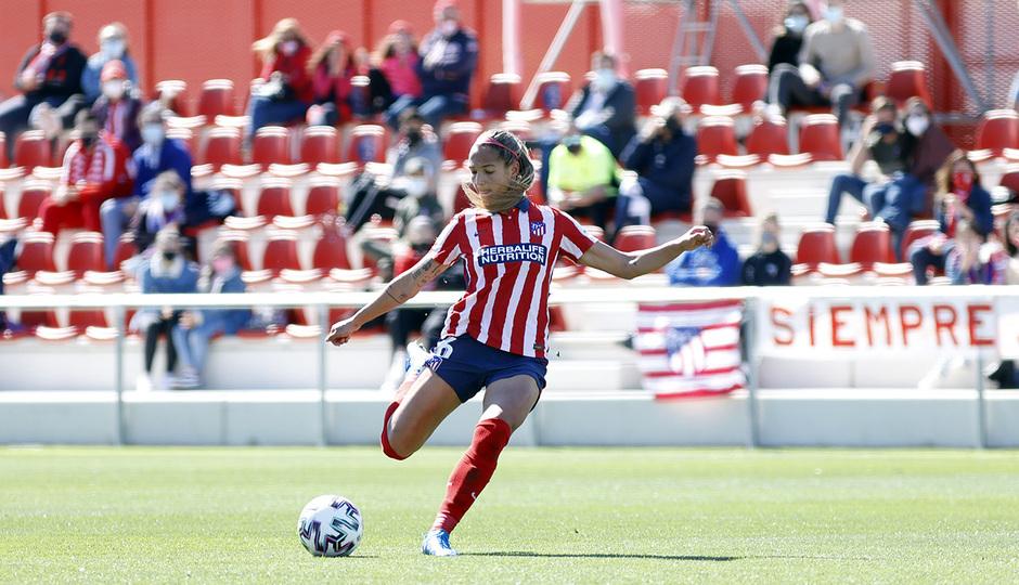 Temp. 2020/21 | Atleti Femenino-Real Madrid | Deyna