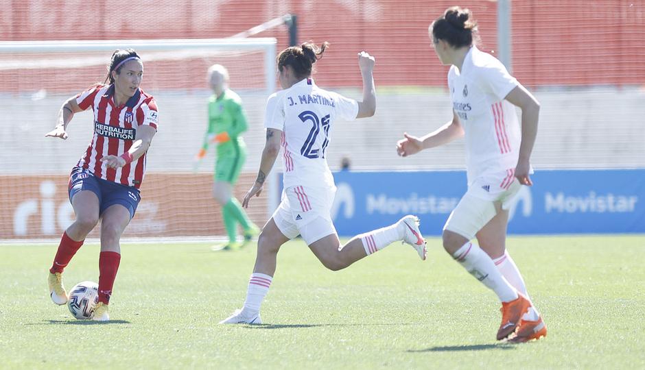 Temp. 2020/21 | Atleti Femenino-Real Madrid | Meseguer