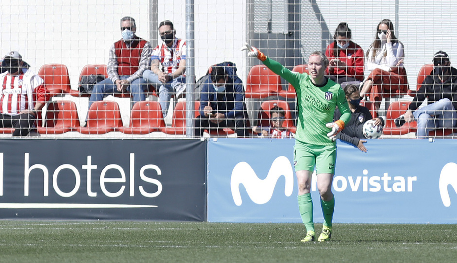Temp. 2020/21 | Atleti Femenino-Real Madrid | Lindahl