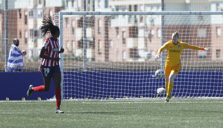 Temp. 20-21   Sporting de Huelva-Atleti   Lindahl