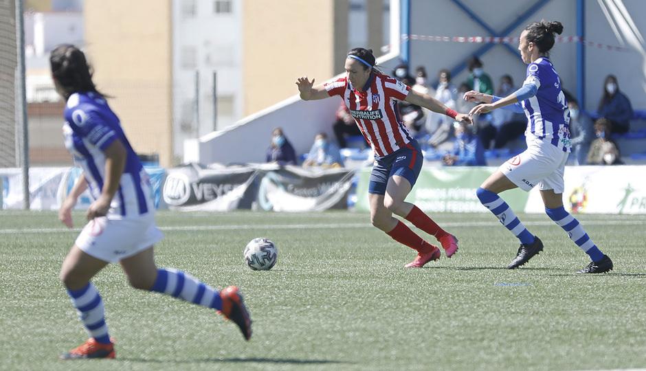 Temp. 20-21   Sporting de Huelva-Atleti   Meseguer