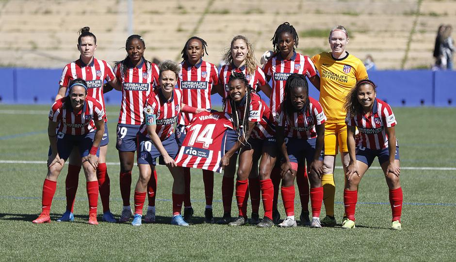 Temp. 20-21   Sporting de Huelva-Atleti   Once