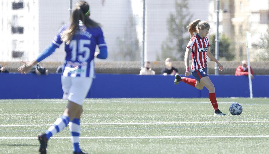 Temp. 20-21   Sporting de Huelva-Atleti   Laia