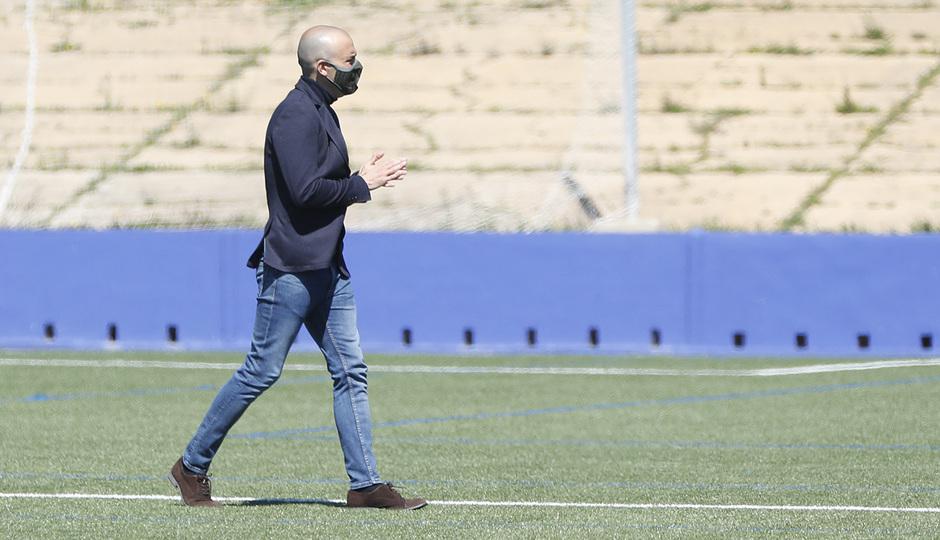Temp. 20-21   Sporting de Huelva-Atleti   Sánchez Vera