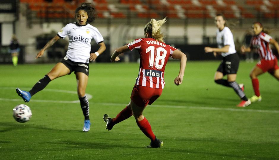 Temp. 20-21 | Valencia - Atlético de Madrid Femenino | Toni Duggan