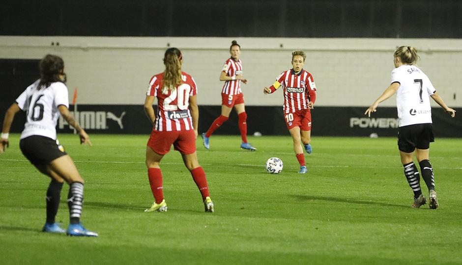 Temp. 20-21 | Valencia - Atlético de Madrid Femenino | Amanda Sampedro