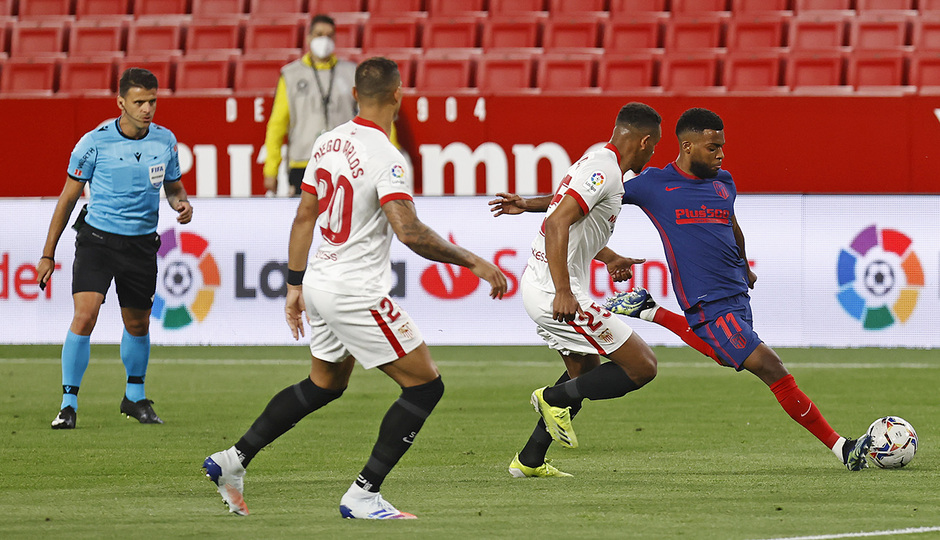 Temp. 20-21 | Atleti - Sevilla | Lemar