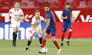 Temp. 20-21   Atleti - Sevilla   Saúl