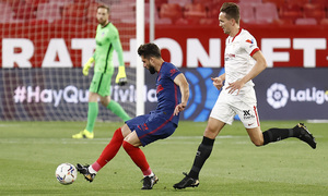 Temp. 20-21   Atleti - Sevilla   Felipe