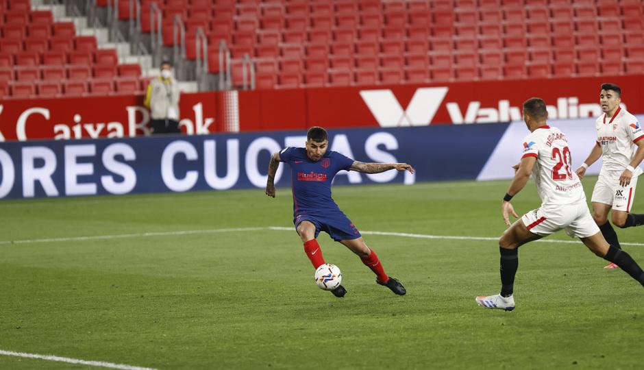 Temp. 20-21 | Sevilla - Atleti | Correa