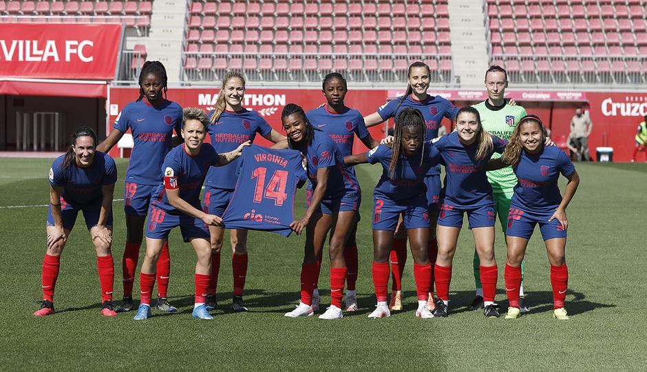 Temp. 20-21 | Sevilla-Atleti Femenino | Once