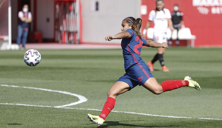 Temp. 20-21 | Sevilla-Atleti Femenino | Leicy