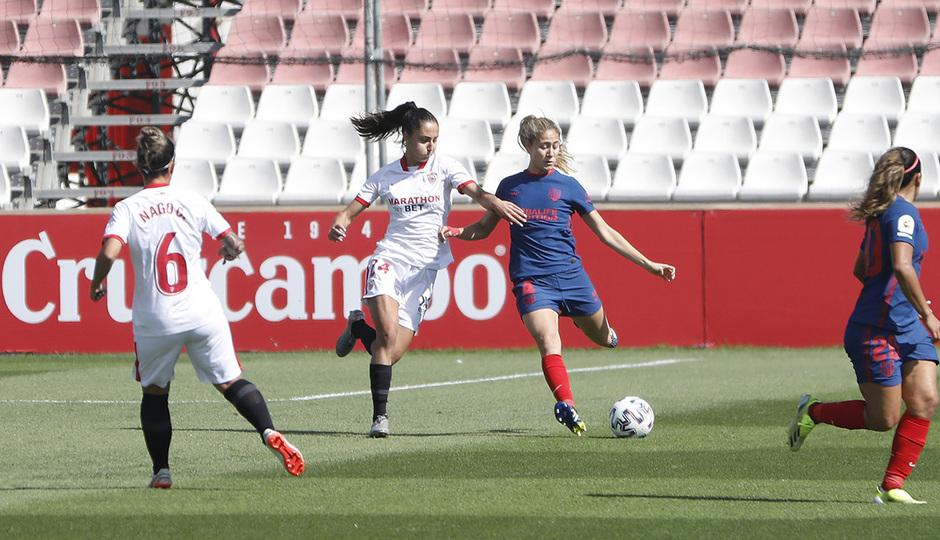 Temp. 20-21 | Sevilla-Atleti Femenino | Laia