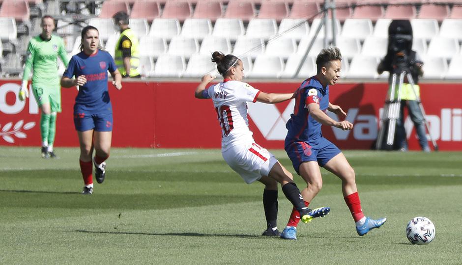 Temp. 20-21 | Sevilla-Atleti Femenino | Amanda
