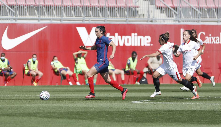 Temp. 20-21 | Sevilla-Atleti Femenino | Meseguer