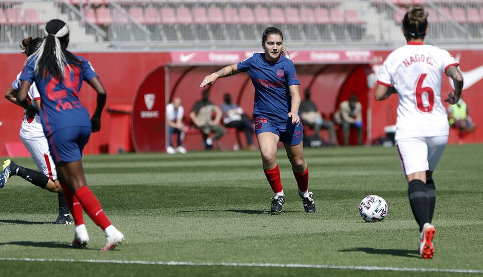 Temp. 20-21 | Sevilla-Atleti Femenino | Claudia I.