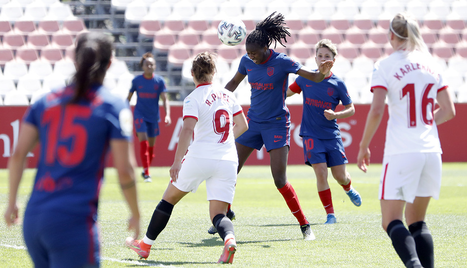 Temp. 20-21 | Sevilla-Atleti Femenino | Tounkara