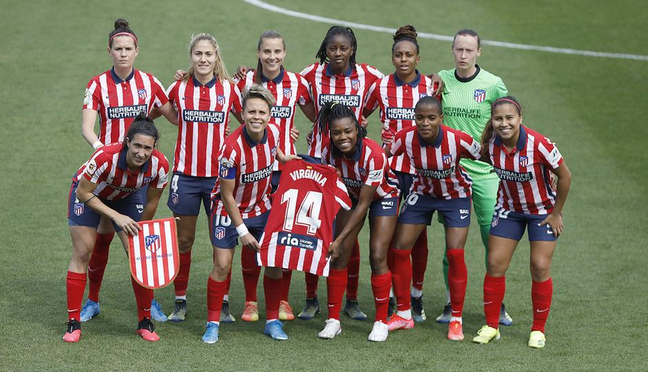 Temp. 2020/21 | Cuartos Copa de la reina | Real Sociedad-Atleti Femenino | Once