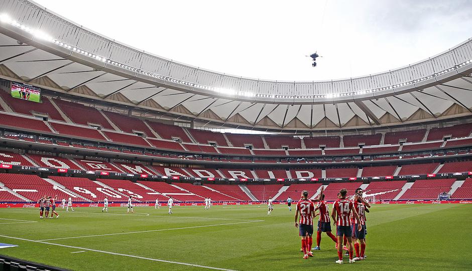 Temp. 2020/21 | Atleti - Huesca | Correa