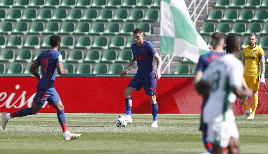 Temp. 20-21 | Elche - Atleti | Giménez