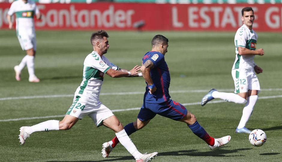 Temp. 20-21 | Elche - Atleti | Suárez