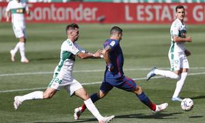 Temp. 20-21   Elche - Atleti   Suárez