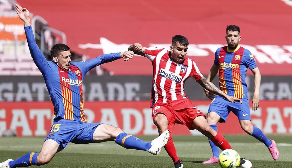 Temp. 20-21 | Atleti-Barça | Correa