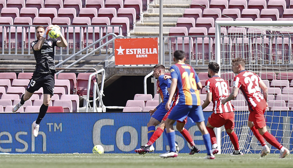 Temp. 20-21 | Atleti-Barça | Oblak