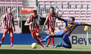 Temp. 20-21 | Atleti-Barça | Carrasco